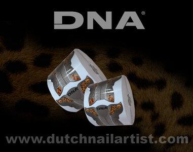DNA Nailforms roll of 500 pcs